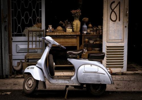 Waar moet je op letten bij een scooterverzekering?